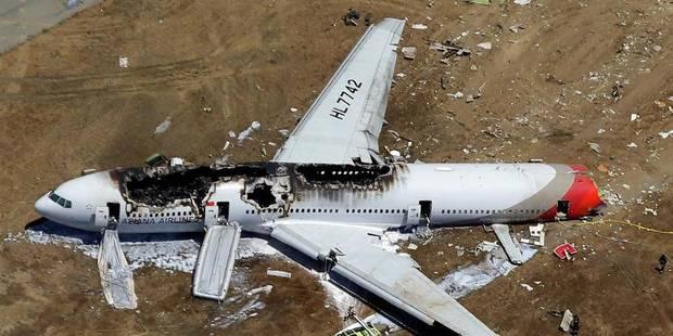 Crash de San Francisco : les pilotes interrogés par les enquêteurs - La DH