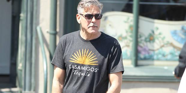 George Clooney est célibataire - La DH