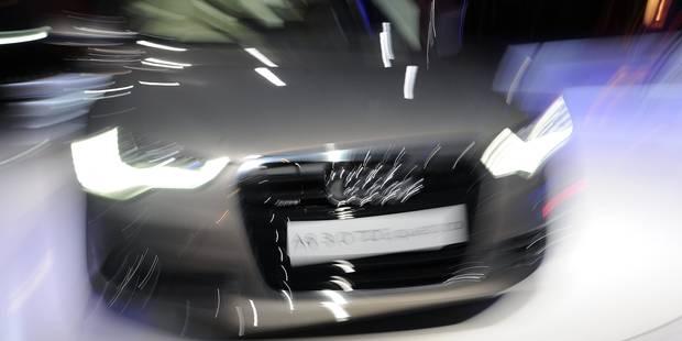 Folle course-poursuite d'Anvers jusqu'à Molenbeek : les suspects ne sont pas les auteurs du casse aux Pays-Bas ! - La DH