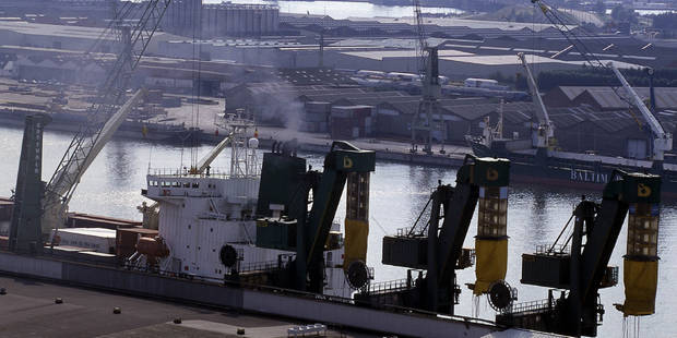 Port d'Anvers: la situation est normalisée, mais l'origine du nuage de gaz encore inconnue - La DH