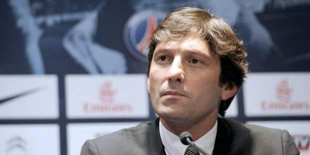 Leonardo, le directeur sportif du PSG démissionne - La DH