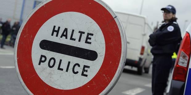 Contrôles routiers: la police fédérale met au point une nouvelle pratique - La DH