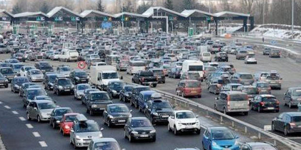 Départs en vacances: gros embarras de circulation à venir - La DH