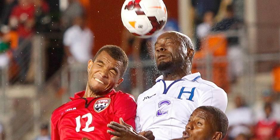 Gold Cup: ça passe pour Trinité et Tobago et le Salvador