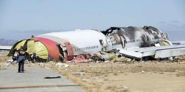Crash de San Francisco: des passagers poursuivent Boeing - La DH