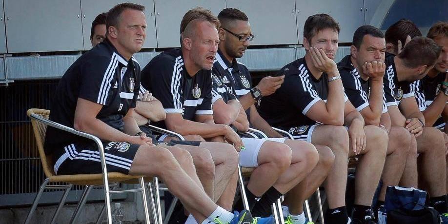 """Van den Brom: """"On n'est pas encore très avancé"""""""