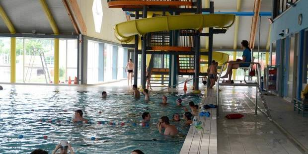 Piscine wallonie tout for Piscine universitaire