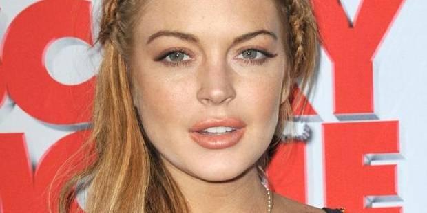 Lindsay Lohan, le boulet familial - La DH