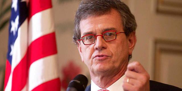L'ex-ambassadeur Gutman quitte la Belgique....mais compte y revenir