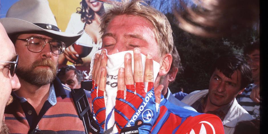 Dopés à l'EPO en 98: Axel Merckx et Tom Steels dans les cas litigieux
