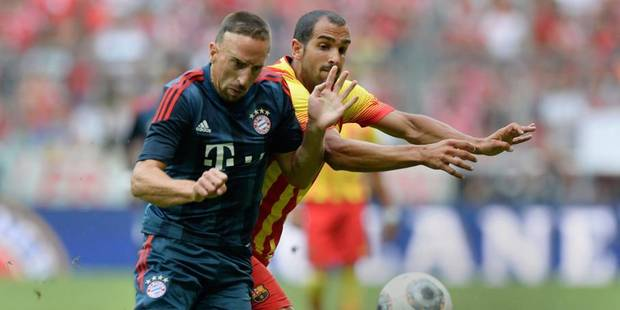 Le Bayern Munich, avec Daniel Van Buyten, bat le FC Barcelone - La DH