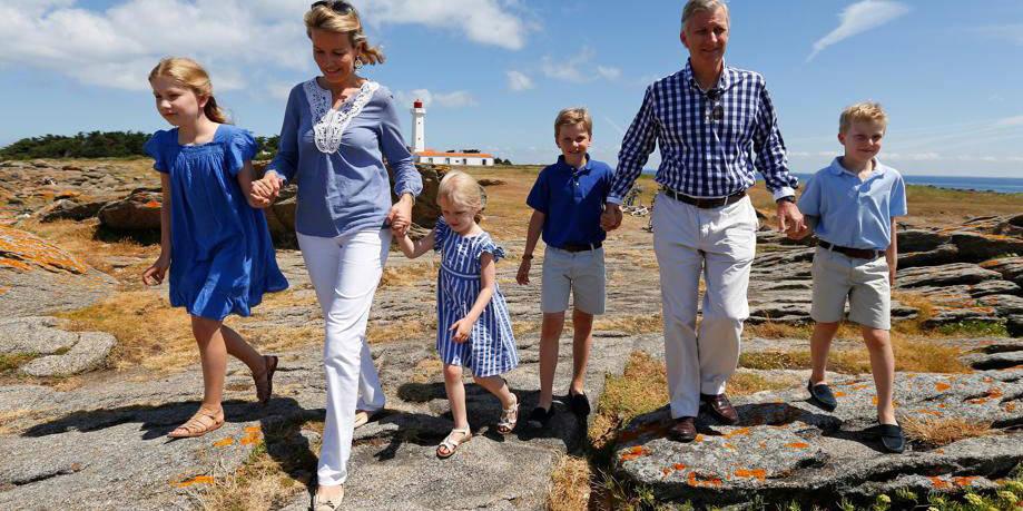 Vacances royales à l'île d'Yeu