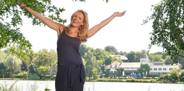 Sandrine corman: une épicurienne au naturel - La DH