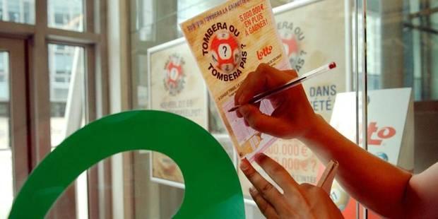 Loterie nationale: cette fois, cela va être du sérieux? ! - La DH