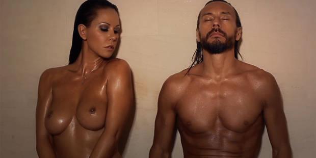 Laly de Secret Story et Bob Sinclar nus dans un sauna - La DH