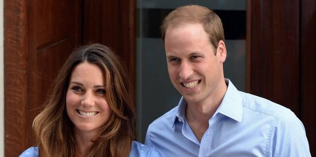 La BBC s'excuse pour une photo du prince William avec un pénis sur le front - La DH