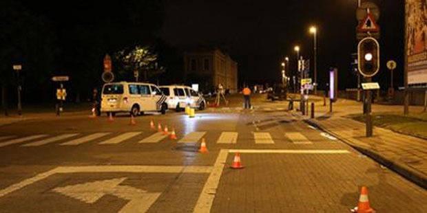 Fusillade suspecte à Anvers - La DH