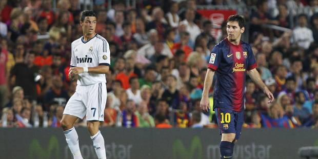 Meilleur joueur europ�en: Messi, Rib�ry ou Ronaldo?