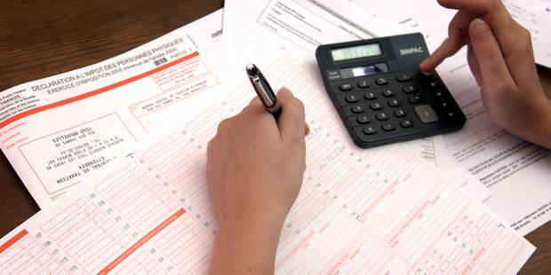 Déclaration fiscale erronnée: le fisc rassure - La DH