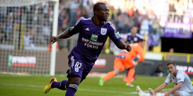 """Acheampong: """"Je suis Frank, pas le Messi ghanéen"""" - La DH"""