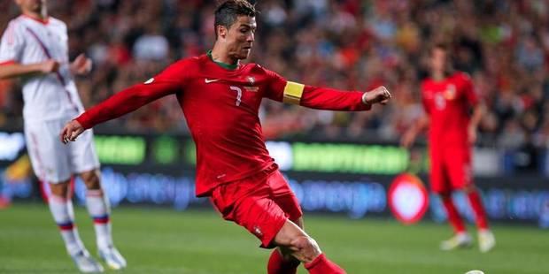 Pas encore de nouveau record pour Ronaldo - La DH