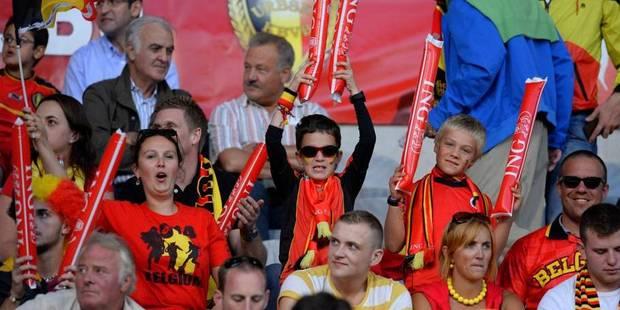 Belgique-France: un PV dressé pour coups et blessures - La DH