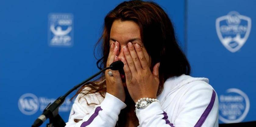 Dopage dans le tennis : Bartoli, le litre d'eau qui fait déborder le vase