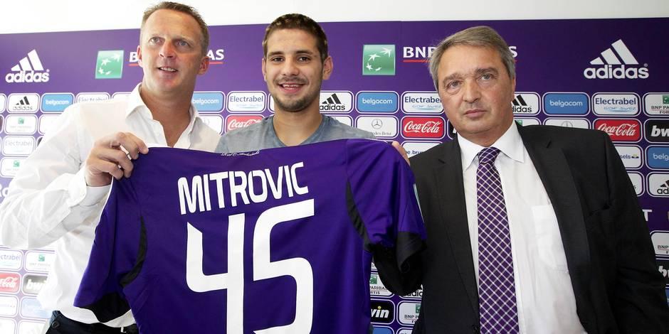 """Mitrovic: """"Vos Diables m'ont ouvert les yeux"""""""