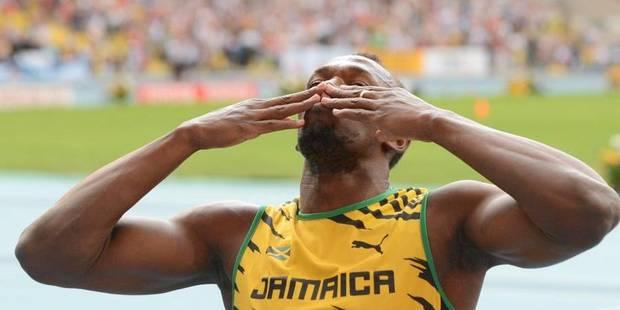 Mondiaux 2013: un Bolt historique voit triple - La DH