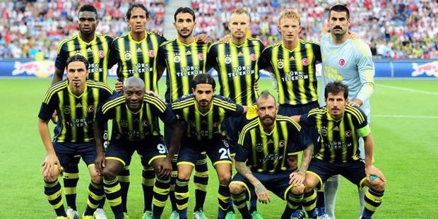 Ligue des Champions: Fenerbahçe devant le TAS mercredi et jeudi, Metalist Kharkiv ne renonce pas - La DH