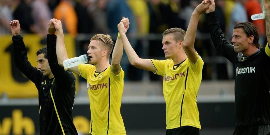 Les finances de Dortmund vont bon train