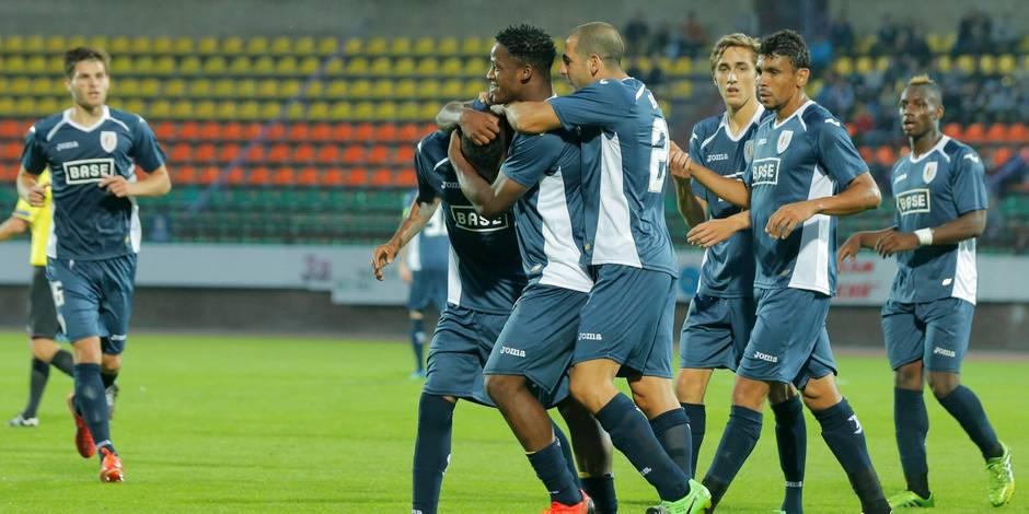 Europa League: le Standard a assuré l'essentiel (0-2)