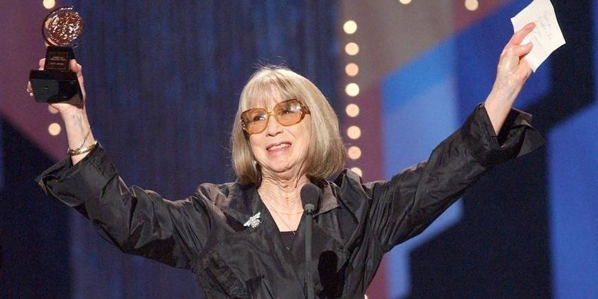 L'actrice Julie Harris est décédée