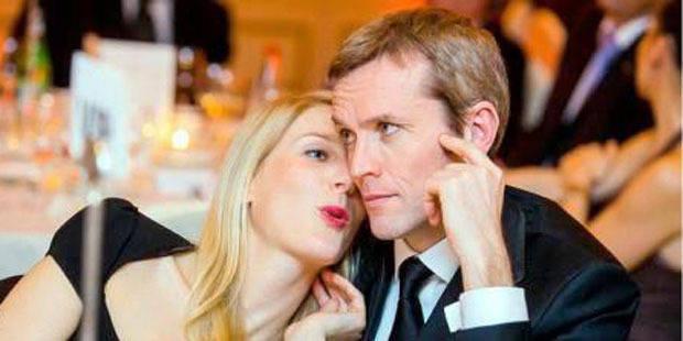 Un mariage pour Alix et Laurent - La DH