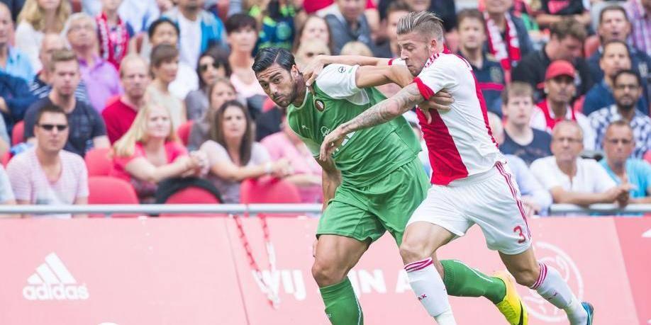 Alderweireld rejoint Courtois à l'Atlético