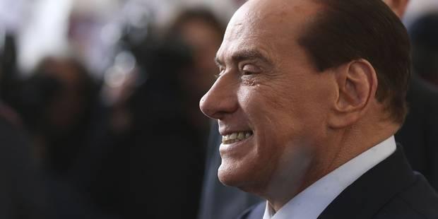 Un film érotique sur Berlusconi ? - La DH