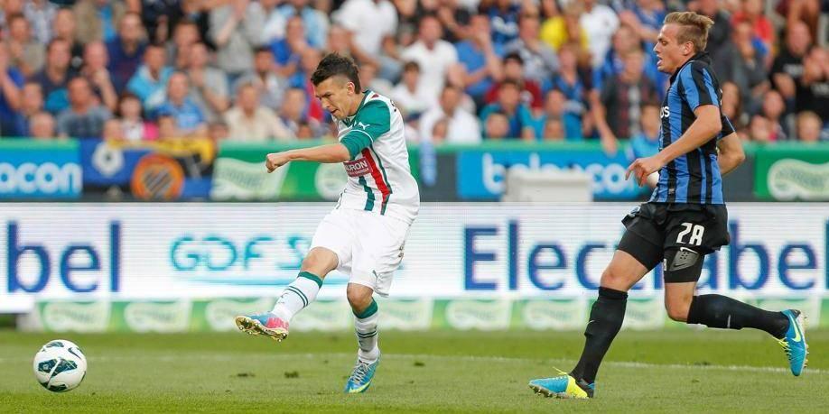 Jupiler Pro League : le Polonais Waldemar Sobota rejoint pour 4 ans le FC Bruges