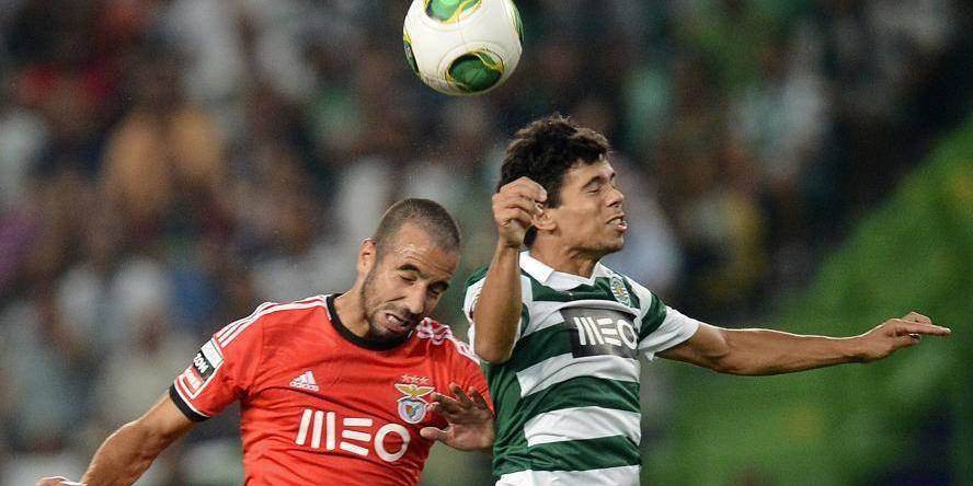 Benfica, futur adversaire d'Anderlecht, partage 1-1 sur la pelouse du Sporting Portugal