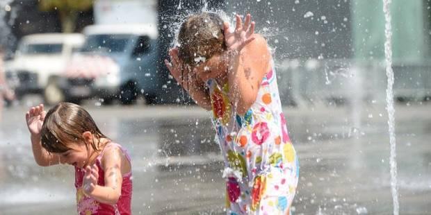 9 enfants sur 10 ne boivent pas suffisamment d'eau - La DH