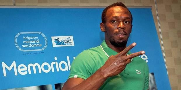 """Bolt: """"Plus de piste? Je suis choqué, c'est ridicule..."""" - La DH"""