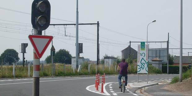 Les cyclistes au centre de l'attention - La DH