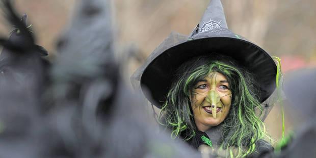 Procès d'une sorcière ayant agressé une septuagénaire le jour d'Halloween - La DH