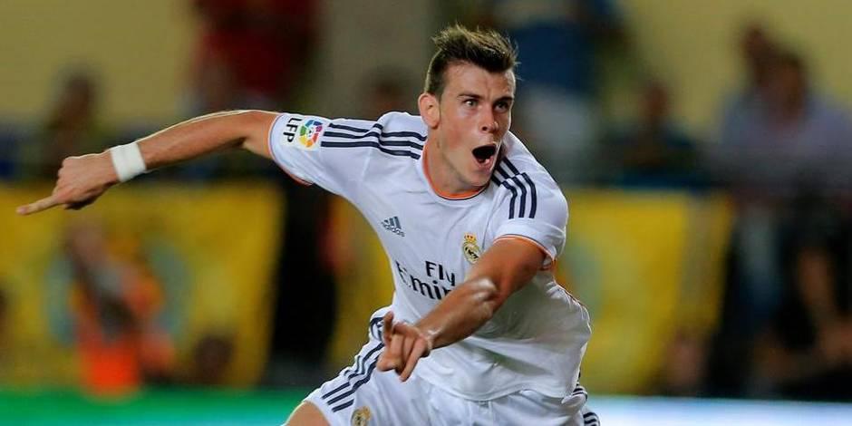 Liga: Gareth Bale marque pour ses débuts