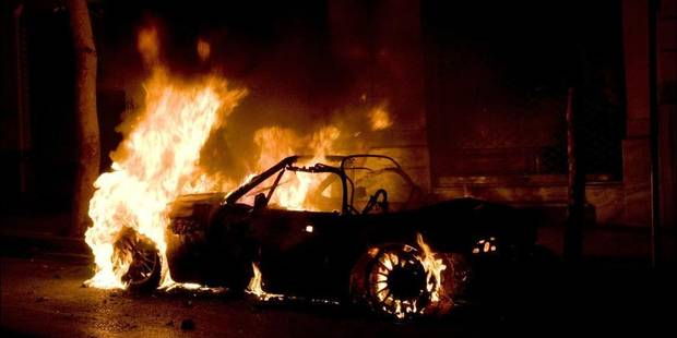 Incendies de voitures : l'auteur arr�t�