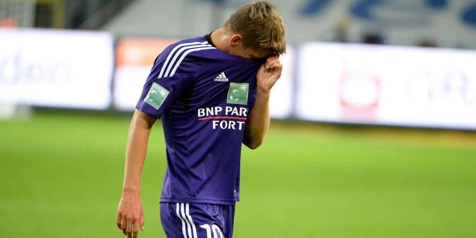 "H. Van Holsbeeck: ""Dennis Praet doit plus travailler"""
