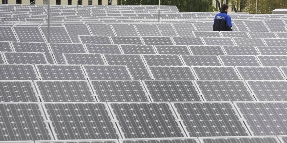 Une énergie 100% verte en 2050? C'est possible !