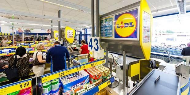 Le Belge achète moins de nourriture - La DH