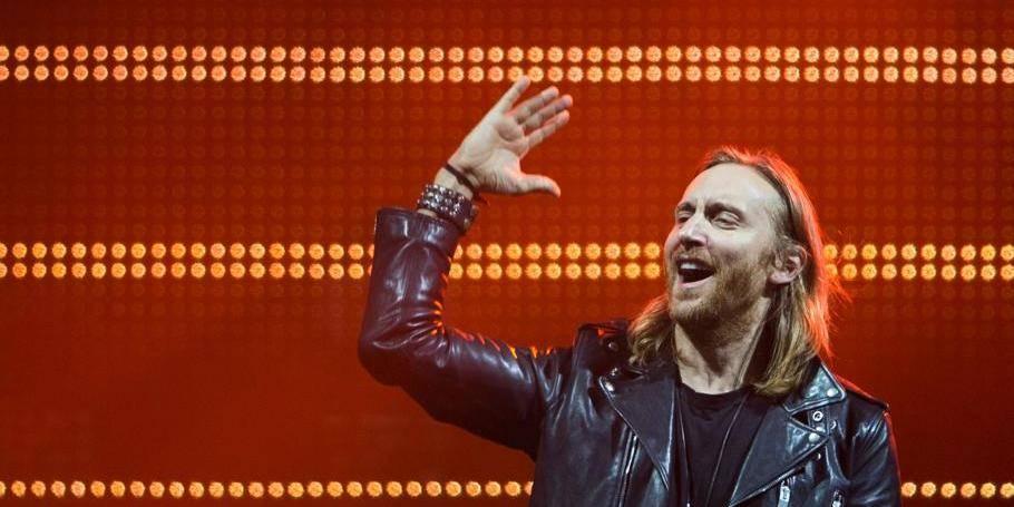 David Guetta: il reste 4000 tickets pour le show exclusif du Palais 12 !