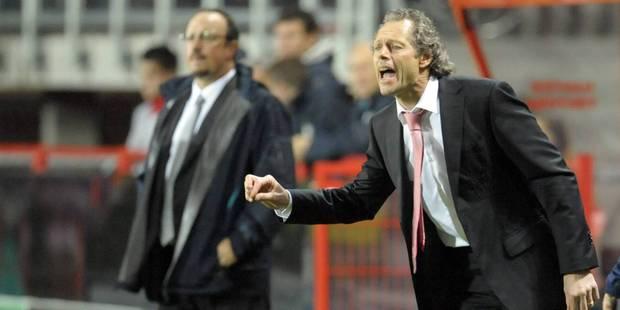 Welcome back Michel et merci Bruges ! - La DH