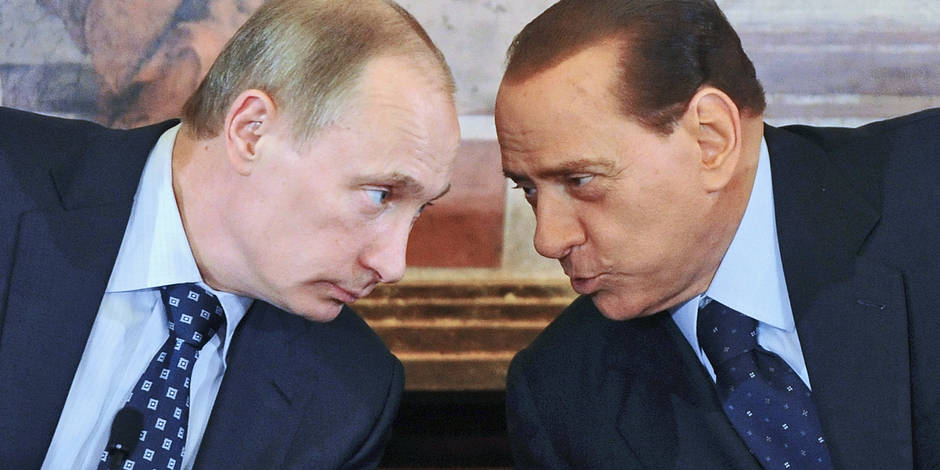 """Poutine: """"Berlusconi ne serait pas jugé s'il était homosexuel"""""""